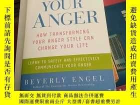 二手書博民逛書店HONOR罕見YOUR ANGER:How transformi