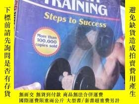 二手書博民逛書店WEIGHT罕見TRAINING STEPS TO SUCCES