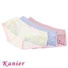 【Kanier卡妮兒】夢幻粉色系平口褲.配褲 (水藍/粉紅/香檳黃_L / XL_2352|2353)
