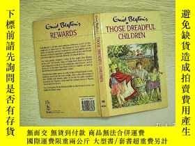 二手書博民逛書店THOSE罕見DREADFUL CHILDREN 編號A01Y2