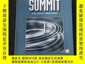 二手書博民逛書店Summit罕見1:Complete Assessment Pa