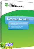 [8美國直購] 暢銷軟體 QuickBooks Desktop For Mac 2019 [Mac Disc]
