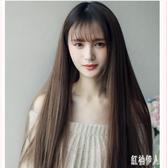 假髪片長直髪一片式長髪仿真髪片隱形無痕增加髪量接髪髪片 PA1177『紅袖伊人』