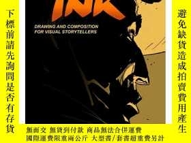 二手書博民逛書店Framed罕見Ink:Drawing and Composition for Visual Storytelle