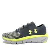 Under Armour UA Speedform Fortis 2 [1273942-008] 男 慢跑鞋 灰 黃
