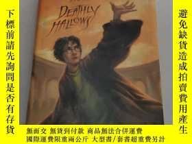 全新書博民逛書店HarryPotter and the Deathly Hallows 哈利波特與死亡聖器 英文原版 [精裝 原版