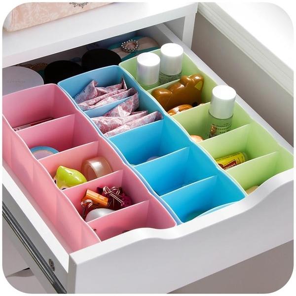 [超豐國際]內衣內褲襪子文胸內衣褲收納盒塑料抽屜整理盒五格儲物盒小