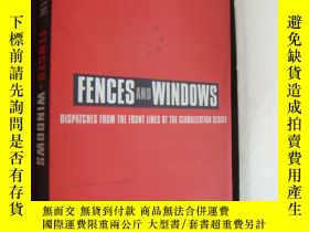 二手書博民逛書店Fences罕見and windows:dispatches f