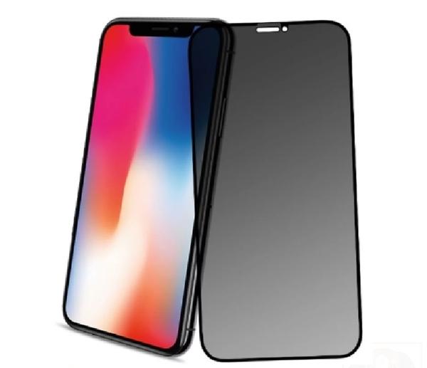 Benks iPhone Xs Max (6.5吋) V-Pro 滿版 防偷窺全玻璃保護貼