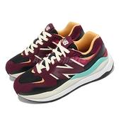 New Balance 復古休閒鞋 57/40 女鞋 酒紅色 5740 大N 限量 NB【ACS】 W5740GAB