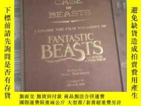 二手書博民逛書店The罕見Case of Beasts: Explore the