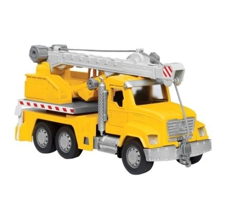 B.TOYS Mini Crane Truck 小型起重機卡車WH1011Z