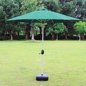 戶外遮陽傘大太陽傘庭院摺疊大中柱傘戶外雨傘沙灘傘 igo 樂活生活館