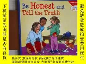 二手書博民逛書店Be罕見honest and tell the truthY22