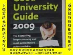 二手書博民逛書店英文原版罕見The Times Good University
