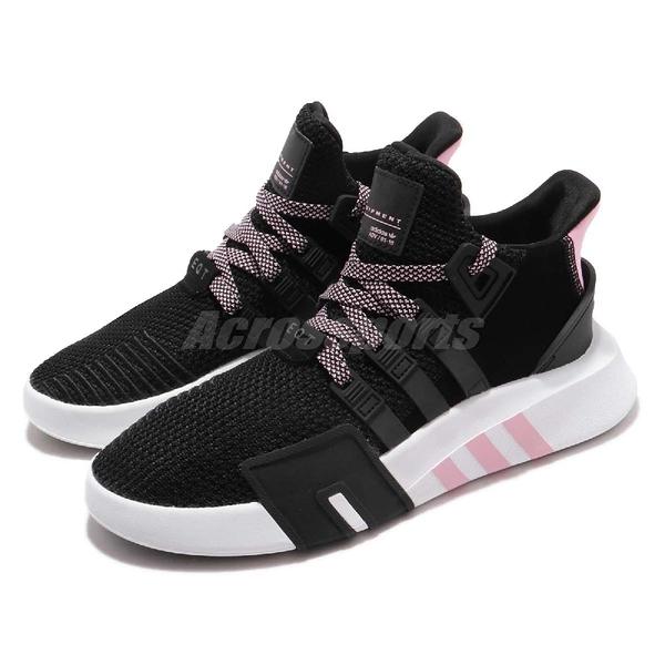 adidas 復古慢跑鞋 EQT Equipment Bask ADV W 黑 粉紅 運動鞋 百搭款 女鞋【ACS】 G54480