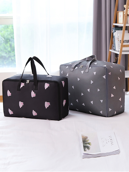 衣物收納袋牛津布裝衣服棉被子子的整理袋搬家神器打包行李袋子】