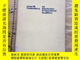 二手書博民逛書店An罕見introduction to operational