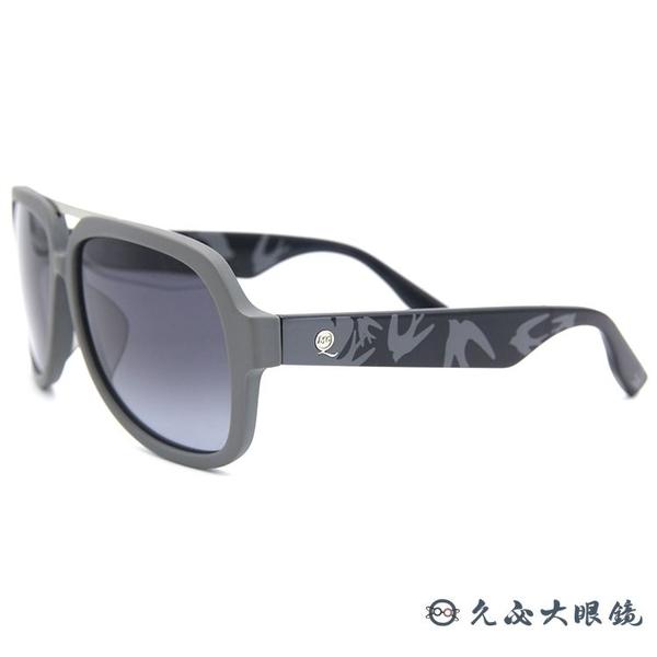 McQ Alexander Mcqueen 太陽眼鏡 MCQ0040FS (霧灰) 指標 飛燕剪影 墨鏡 久必大眼鏡