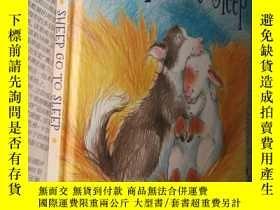 二手書博民逛書店Sheep罕見Go to Sleep(精裝英文原版)Y24107