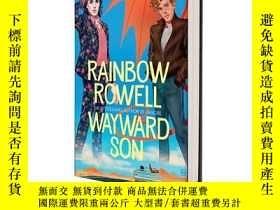 二手書博民逛書店Wayward罕見Son 任性的兒子 英文原版Y335736 Rainbow Rowell Pan MacMi