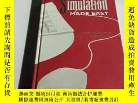 二手書博民逛書店Simulation罕見Made easy(英文)Y200392