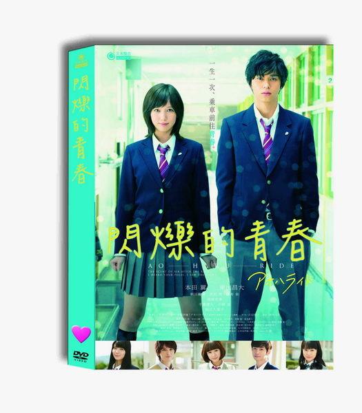 閃爍的青春 DVD (音樂影片購)