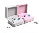 晴日小舖 Silver 首飾 包裝盒 珠寶盒 項鍊/耳環盒 二用款 單個 不含飾品[ GGB 025 ]
