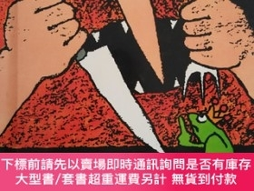 二手書博民逛書店THE罕見OGRE AND THE FROG KING 食人魔和青蛙王Y222470 Cregoire Sol