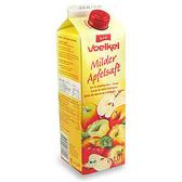 德國維可 Voelkel 有機蘋果汁 1000ML/罐 再送價值80元瀉鹽4包 12瓶組