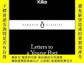 二手書博民逛書店Letters罕見to a Young Poet - Penguin Little Black Classics給