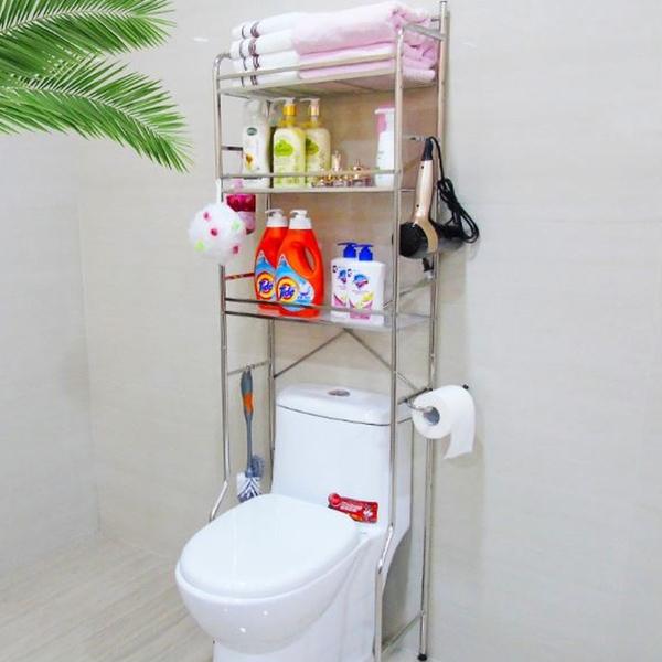 YS702 三層 201不鏽鋼 馬桶置物架 馬桶收納架 浴室收納層架 小冰箱置物架 洗衣機架
