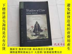 二手書博民逛書店SHADOW罕見& CLAW:GENE WOLFE【716】Y1
