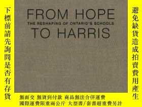 二手書博民逛書店From罕見Hope To Harris: The Reshap