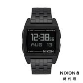 NIXON BASE 新復古電子錶 黑 潮人裝備 潮人態度 禮物首選