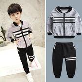 童裝男童套裝新款4兒童5韓國6中大童7男孩春潮衣10歲 中秋節禮物
