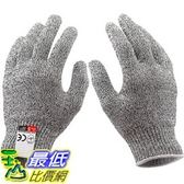 107 玉山最低 網家用廚房防切割手套切菜殺魚耐磨木工防刺5 級安全手套