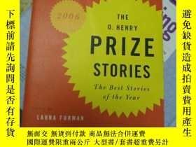 二手書博民逛書店The罕見O. Henry Prize Stories 2006
