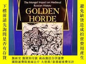 二手書博民逛書店Russia罕見and the Golden Horde: Th