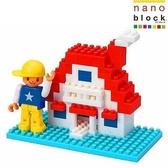 【日本 Kawada 河田】Nanoblock 迷你積木 新屋入住 ML-029