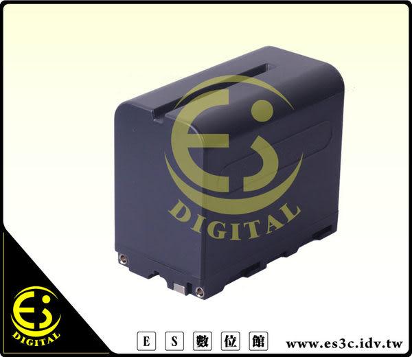 ES數位 SONY HXR-NX5 NX5 NP-F960 高容量電池 F960