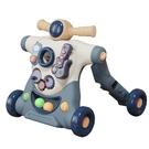 嬰兒學步車手推車防側翻O型腿寶寶兒童助步學走路神器多功能玩具 幸福第一站
