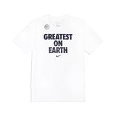 Nike 短袖T恤 Dri-FIT Basketball T-Shirt 白 藍 男款 短T 運動休閒 【ACS】 CV1041-100