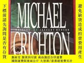 二手書博民逛書店A罕見CASE OF NEED MICHAEL CRICHTON