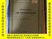 二手書博民逛書店THOMAS罕見HARDY THE TRUMPET-MAJOR.