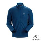 Arcteryx 始祖鳥 男 Delta LT刷毛外套-崔萊頓藍 【GO WILD】