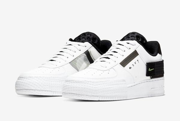 Nike Air Force 1 Type 'N354' 類解構式魔