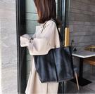 手提包側背包 單肩大包包2020新款潮韓版百搭大容量軟面斜挎包時尚托特包【快速出貨八折下殺】
