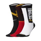 NIKE 男女運動襪(三雙入 長襪 襪子 滑板運動襪≡體院≡ CQ0325