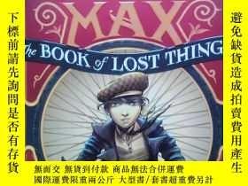 二手書博民逛書店Mister罕見Max: The Book of Lost Th